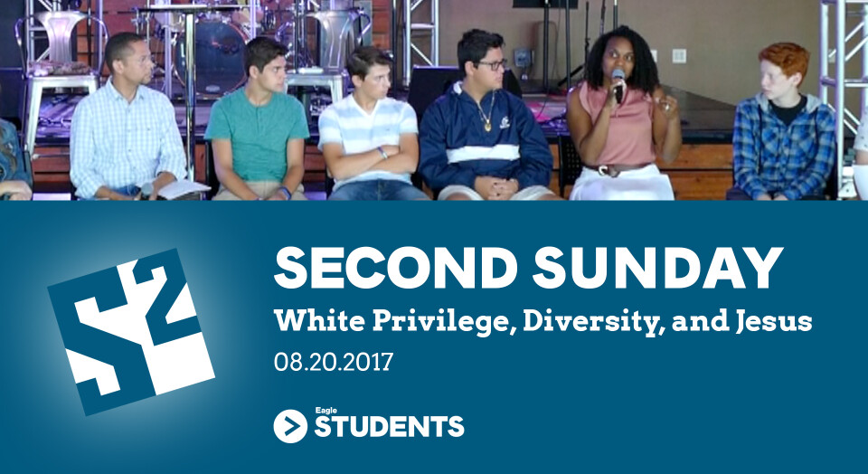 White Privilege, Diversity and Jesus
