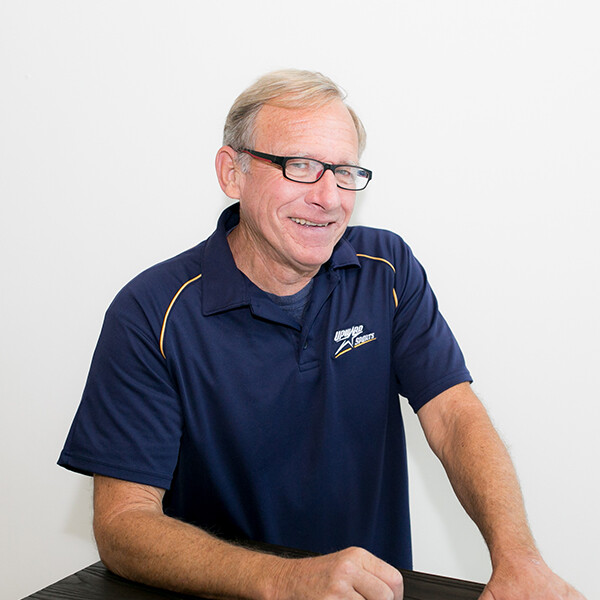 Carl Verh, Facility & Grounds Director