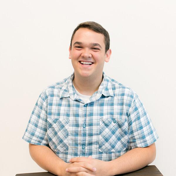 Brad Shearer, Student Intern