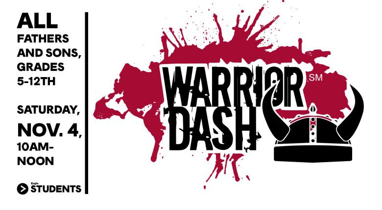 Father/Son Warrior Dash