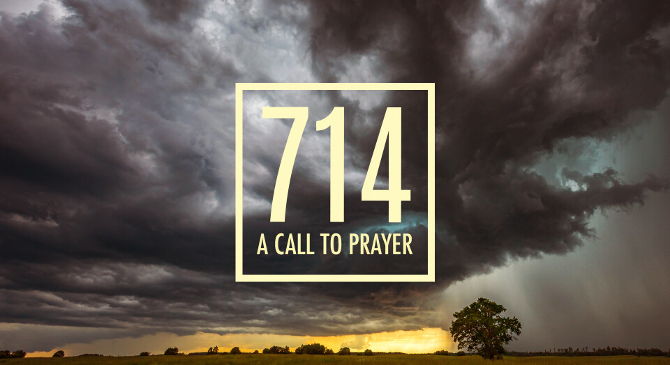 714: A Call to Prayer