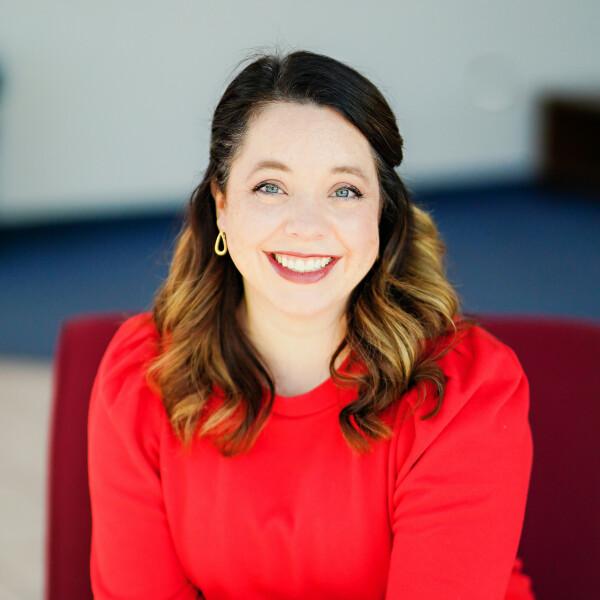 Julia Davis, Discipleship & Connections Director